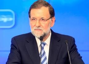 Mariano Rajoy presume de equipo para las elecciones