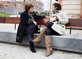 Anna y Luján quieren convertirse en los 'sherpas' de todos los que buscan trabajo