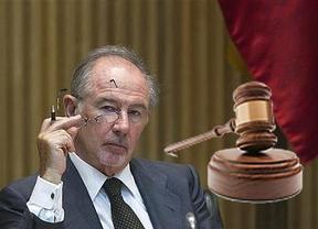 Anticorrupción se opone a embargar a Rato porque Bankia podría afrontar posibles responsabilidades