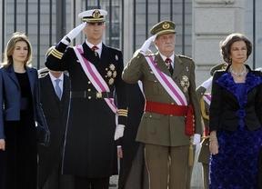 Pascua militar: el Rey reaparecerá en su primer acto público tras su última operación