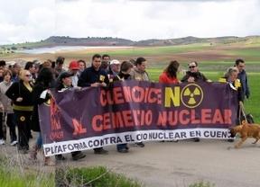Marcha contra el ATC en 2013