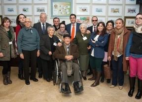 La ONCE conmemora a su patrona con una jornada de puertas abiertas en Toledo