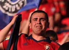 Osasuna y Valladolid lloran su descenso a Segunda tras la última jornada de la Liga 2013/14