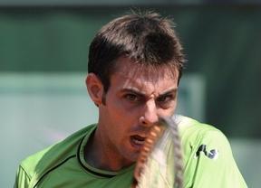 Granollers es el único español que sobrevive a la segunda jornada del Roland Garros
