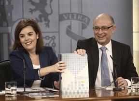 Recortes 'recortados' y austeridad disimulada en unos nuevos Presupuestos del Gobierno Rajoy, quizás los últimos de la crisis