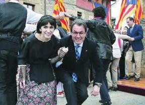 La danza de Artur Mas
