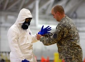 Alivio con el ébola: los 4 sospechosos ingresados el jueves dan negativo en sus primeros test