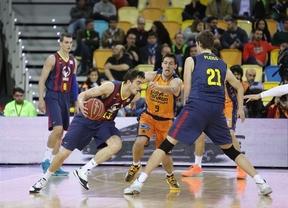 El Valencia Basket se queda a 5 puntos de la semifinal de la Copa del Rey