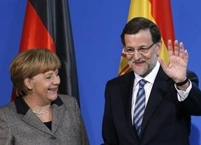 Rajoy, otra vez con Merkel: acude a Alemania para participar en la cumbre sobre empleo juvenil