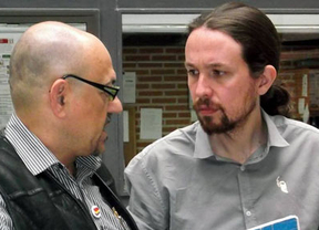 Luis Angel Aguilar, hombre de confianza de Pablo Iglesias, en una candidatura de Albacete