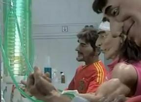 Los guiñoles franceses vuelven a mezclar deporte español con dopaje