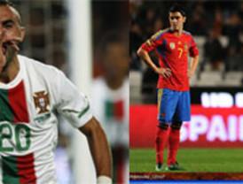 Cuatro estocadas de un Portugal que nos torea y nos humilla (4-0)
