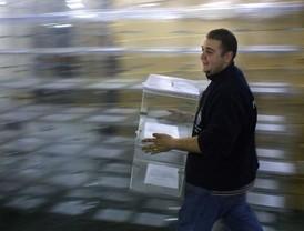Las municipales de mayo contarán con 368.257 electores más en Andalucía respecto a los comicios de 2007