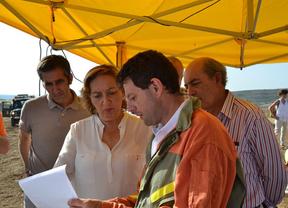 CCOO pide la dimisión de la consejera de Agricultura por su gestión de los incendios de Guadalajara