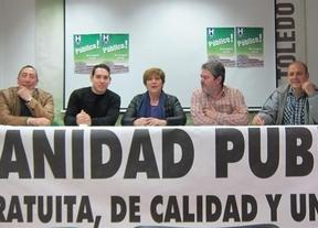 La Plataforma en Defensa de Sanidad pide a cinco partidos suscribir un pacto por la sanidad pública