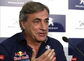 Sainz, prudente ante el Dakar 2015 con su