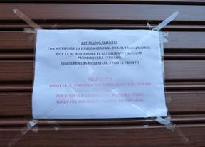 Guerra de cifras: El Gobierno da el 5,4% de seguimiento de la huelga en Castilla-La Mancha