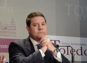A García-Page no le apura 'en exceso' que aún no haya candidato socialista a la Alcaldía de Toledo
