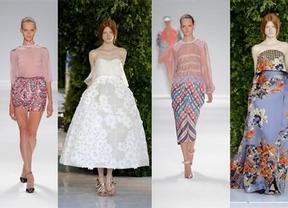 Pedro del Hierro, Custo Barcelona y Del Pozo representan la moda española en la NYFW