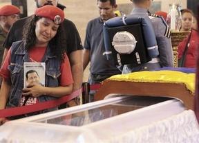 Ch�vez 'se va', despedido por sus mejores amigos: m�s de 20 jefes de Estado asistir�n al funeral