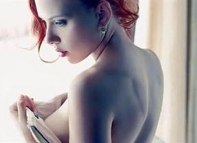 Scarlett Johansson vuelve a quitarse la ropa para 'Vanity Fair'