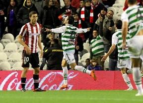 El Eibar se merienda a los leones en San Mamés y los echa de 'su' torneo favorito (1-1)