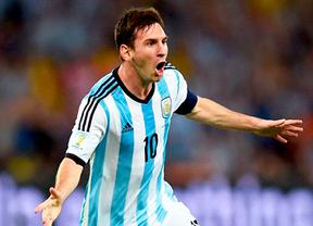Argentina confía en que Messi haga de Maradona y sea decisivo en un Mundial: la albiceleste se juega entrar en la finalísima ante Holanda