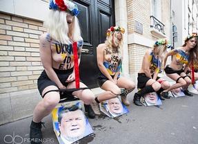 El pueblo ucraniano estalla contra un régimen que le corta el acceso a la Unión Europea y al progreso