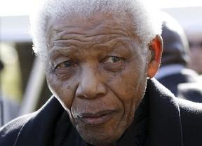Nelson Mandela en estado crítico
