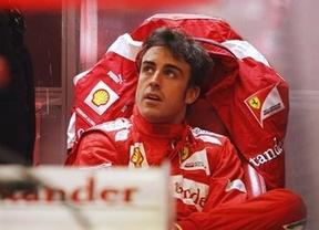 Hamilton gana en EEUU y ayuda a Alonso a salvar el primer 'matcha ball' de Vettel por el mundial