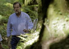 Rajoy ya tenía previsto visitar las zonas afectadas del Ebro antes del