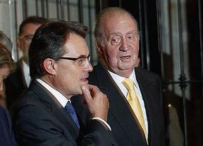 Artur Mas manda 'callar' al Rey: