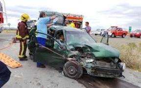Diez fallecidos en las carreteras durante el fin de semana, tres de ellos motoristas