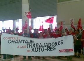 Los trabajadores de Auto Res afrontan su segundo viernes de huelga