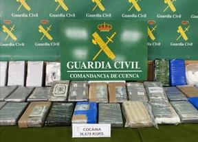 Así fue la mayor operación antidroga en la historia de Cuenca