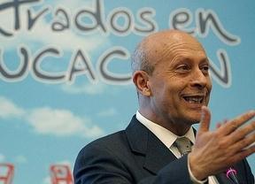 El Gobierno a examen: el Ministro Wert acaba 2012 con un sonoro 'muy deficiente' por su gestión