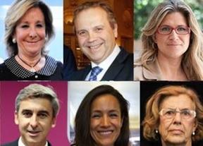 El PP ganaría en la capital y Ahora Madrid se coloca como segunda fuerza, seguido de cerca por el PSOE