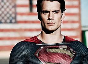 'Man of Steel' arrasa también en la taquilla española