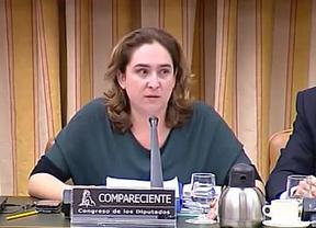 Ada Colau revuelve conciencias y agita Internet con su intervenci�n en el Congreso sobre la Ley de hipotecas