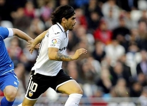 A un Valencia en alza con el nuevo técnico le parte un Rayo... Vallecano (0-1)