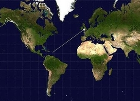 Una británica que quería visitar Granada acaba en la isla de Grenada