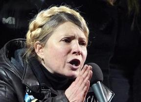 Timoshenko recuerda a Putin que declarar la guerra a Ucrania sería hacerlo a EEUU y Reino Unido por el Memorándum de Budapest