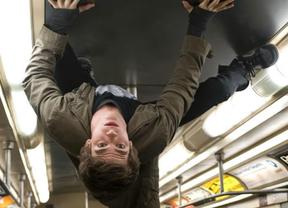Peter Parker, el segundo de la clase en el nuevo vídeo de 'The Amazing Spider-Man'