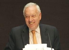 Margallo anuncia que el embajador español en Caracas volverá a su puesto muy probablemente en las próximas horas
