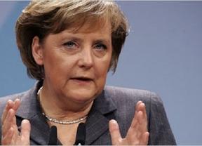 Merkel hace 'la vista gorda' y propone una 'supervisión bancaria europea'