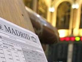 El Ibex frena su caída (-0,83%) en medio del pánico por la crisis nuclear nipona