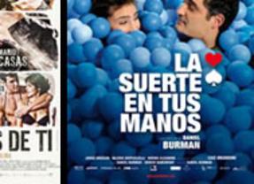 Hormonas adolescentes y el debut de Jorge Drexler como actor se cuelan en la cartelera