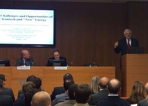 Joe Lassiter imparte en Valencia una conferencia sobre la Economía de Bajo Carbono