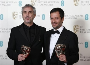 Pronósticos cumplidos: 'Gravity' empieza a ganar los Oscars con lluvia de Premios BAFTA