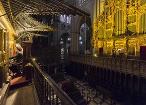 Vuelven las 'batallas' de órganos a la catedral de Toledo este mes de mayo